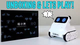 UNBOXING & LETS PLAY! – Codey Rocky, Makeblock's Cute AI and STEM Coding Robot from  2018
