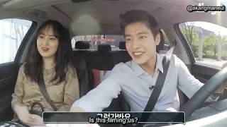 Video [EngSub] Kang Haneul as your driver for a day download MP3, 3GP, MP4, WEBM, AVI, FLV Januari 2018