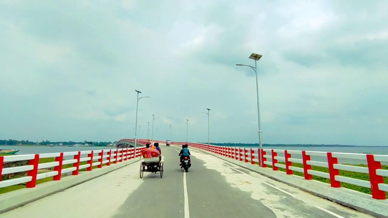 ভালোবাসায় কুলিয়ারচর / loveing place / kuliarchar manikdi bridge / Rm jishan vlog - YouTube
