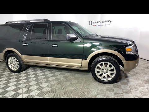 2013 Ford Expedition EL Morrow, Peachtree City, Newnan, McDonough, Union City, GA LA74994A