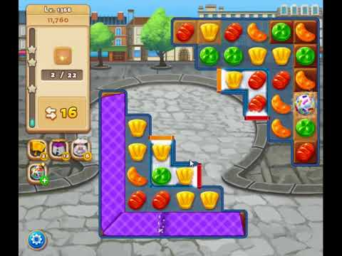 Sweet Road Level 1366 played by Self-Gamed Millionaire