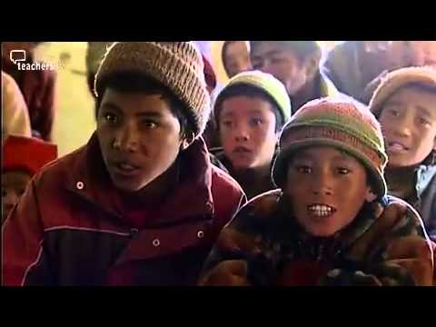 Teachers TV: Himalayas: New School in Ladakh