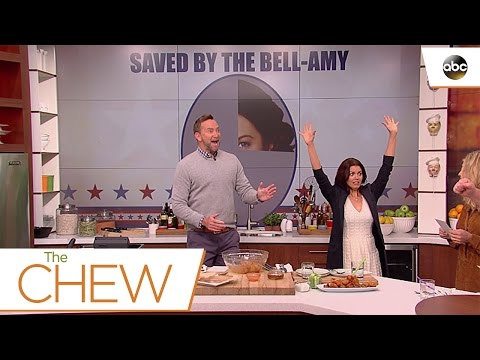 Bellamy Young Plays Rapid Fire Questions - The Chew