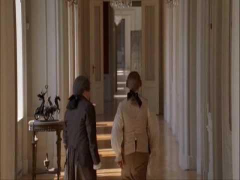 "Funny Scene from ""John Adams"": John walks in"