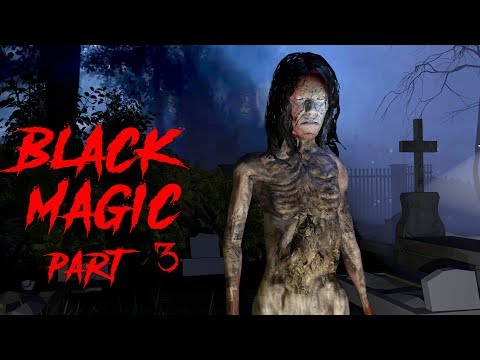 BLACK MAGIC PART 3 | Horror Story In Hindi |(Animated) | Ghost Story | Horror Animation Hindi TV