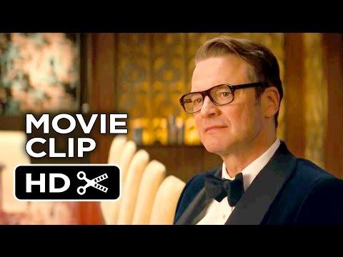 Kingsman: The Secret Service Movie CLIP - Spies (2015) - Colin Firth, Samuel L. Jackson Movie HD