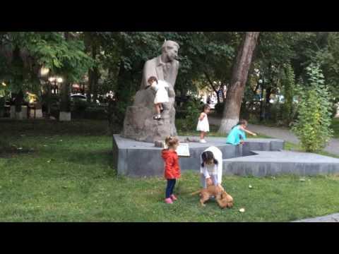 Yerevan, 18.09.16, Su, (на русском) Воскресный вечер в Ереване