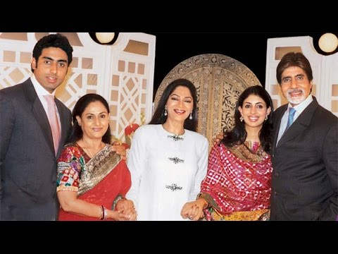 Rendezvous with Simi Garewal Amitabh Bachchan & Family Part 3
