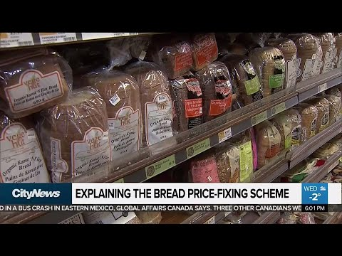 Who's controlling the dough? Explaining the Loblaws bread price-fixing scheme