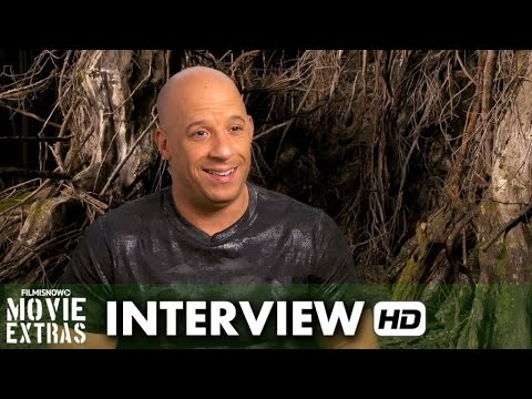 The Last Witch Hunter (2015) Behind the Scenes Movie Interview - Vin Diesel is 'Kaulder'