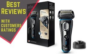 Braun Series 9 9240s Wet&Dry Electric Shaver Customers Reviews