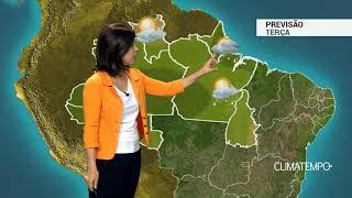 Previsão Norte – Muitas nuvens e chuva