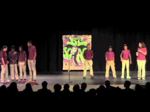 2014 DC SCORES Poetry Slam! -- Kelly Miller Middle School
