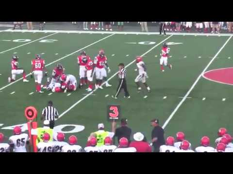 South Panola High School - Delawrence Butler highlights