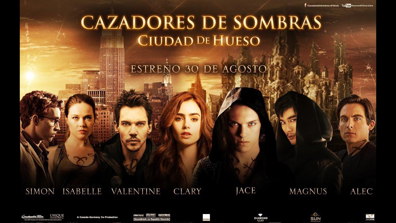 Trance De Letras: MEGA-Reseña: Saga Cazadores De Sombras