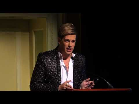 Milo Yiannopoulos; DHFC Restoration Weekend; 2017