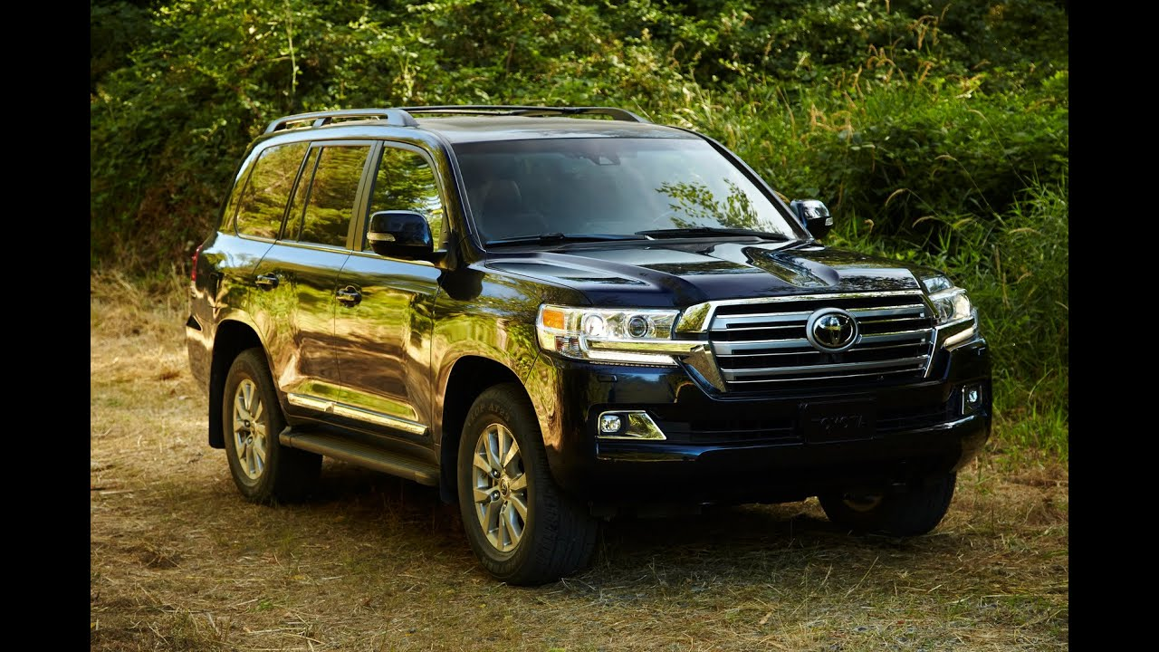 2016 TOYOTA LAND CRUISER TOP SPEED  YouTube