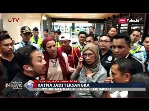 Jadi Tersangka! Penyidik Tangkap Ratna Sarumpaet saat Hendak ke Luar Negeri - BIM 04/10