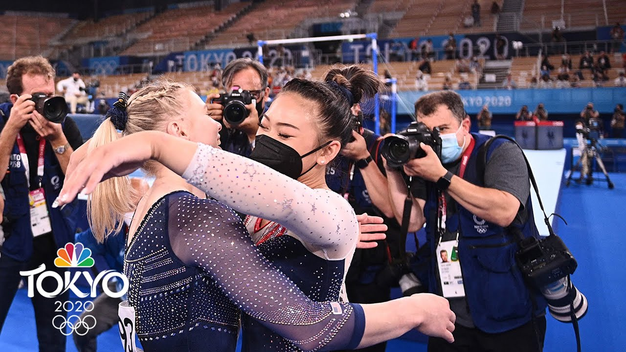 What's next for Olympic gold medalists Suni Lee and Jade Carey ...