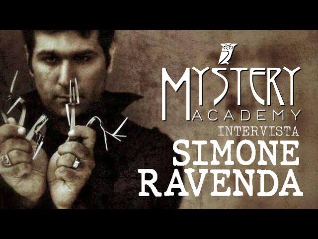 INTERVISTA A SIMONE RAVENDA