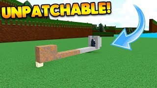 THIS GLITCH IS UNPATCHABLE!   Build A Boat For Treasure ROBLOX