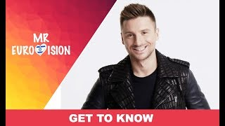 GET TO KNOW: Sergey Lazarev - Russia 🇷🇺 - 2019
