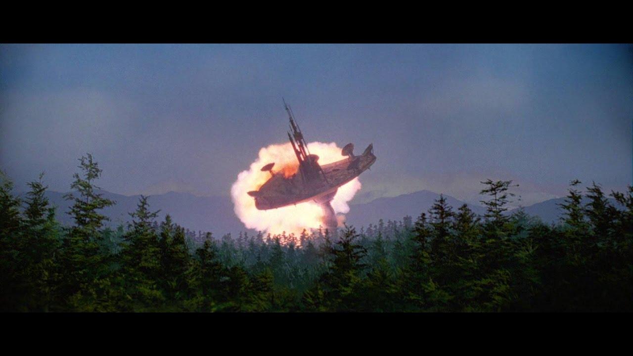 Resultado de imagem para star wars episode 6 shield explosion