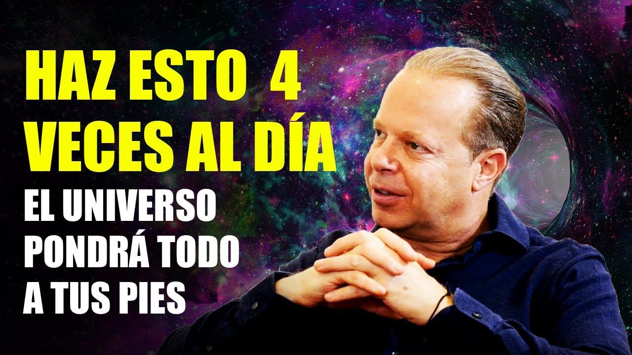 Download 🔴 El Universo Pondrá Todo a tus Pies [AL HACER ESTO 4 VECES AL DÍA Por 3 SEMANAS] Joe Dispenza