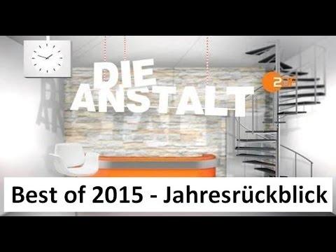 Die Anstalt - Best of 2015 - Jahresrückblick mit Max Uthoff und Claus von Wagner - Bananenrepublik