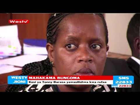 ushindi wa Mwakilishi wadi wa Lwandanyi umepingwa mahakamani