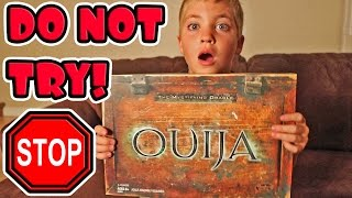 THE OUIJA BOARD CHALLENGE