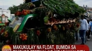 Video UB: Makukulay na float, bumida sa Timpupo Festival ng Kidapawan City download MP3, 3GP, MP4, WEBM, AVI, FLV Desember 2017