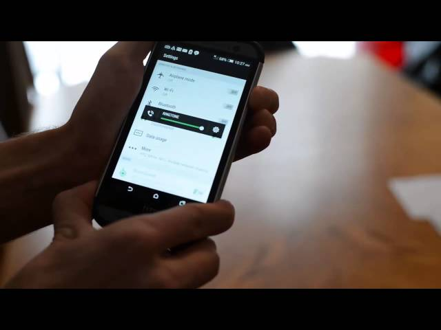 HTC One (M8) CDMA PC Connection Videos - Sony Mobile Phones