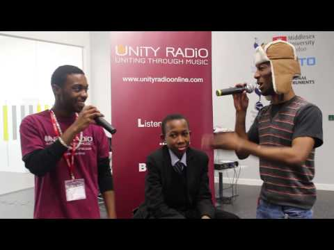 "Unity Radio Online joins the Tottenham college ""UTC"" for special Open Day"