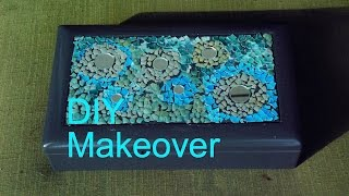 Diy Jewelry Box Mosaic Decoration Idea