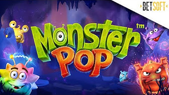 Monster Pop Gameplay Trailer