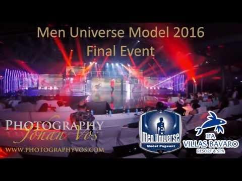 Men Universe Model 2016 - Final Event