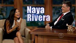Naya Rivera - Has A Flamboyant Fan Base - Only Appearance