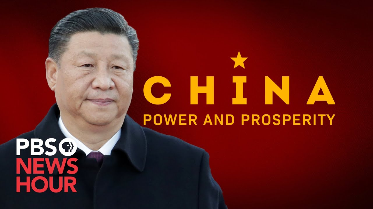 China: Power and Prosperity
