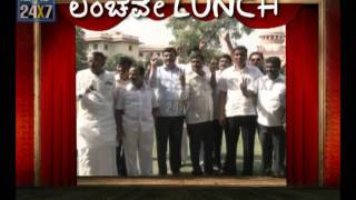 Song - Lanchave Lunch - India and Karnataka political story - Suvarna News