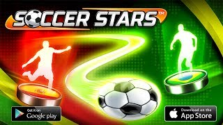 Soccer Stars: Trailer - iOS and Android gameplay