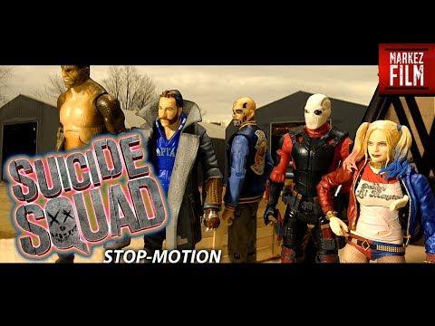 Escuadron Suicida Stop Motion Film (ESPAÑOL)