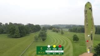 Video Belton Park Golf Club   5th Hole Fly Over HD download MP3, 3GP, MP4, WEBM, AVI, FLV Mei 2018