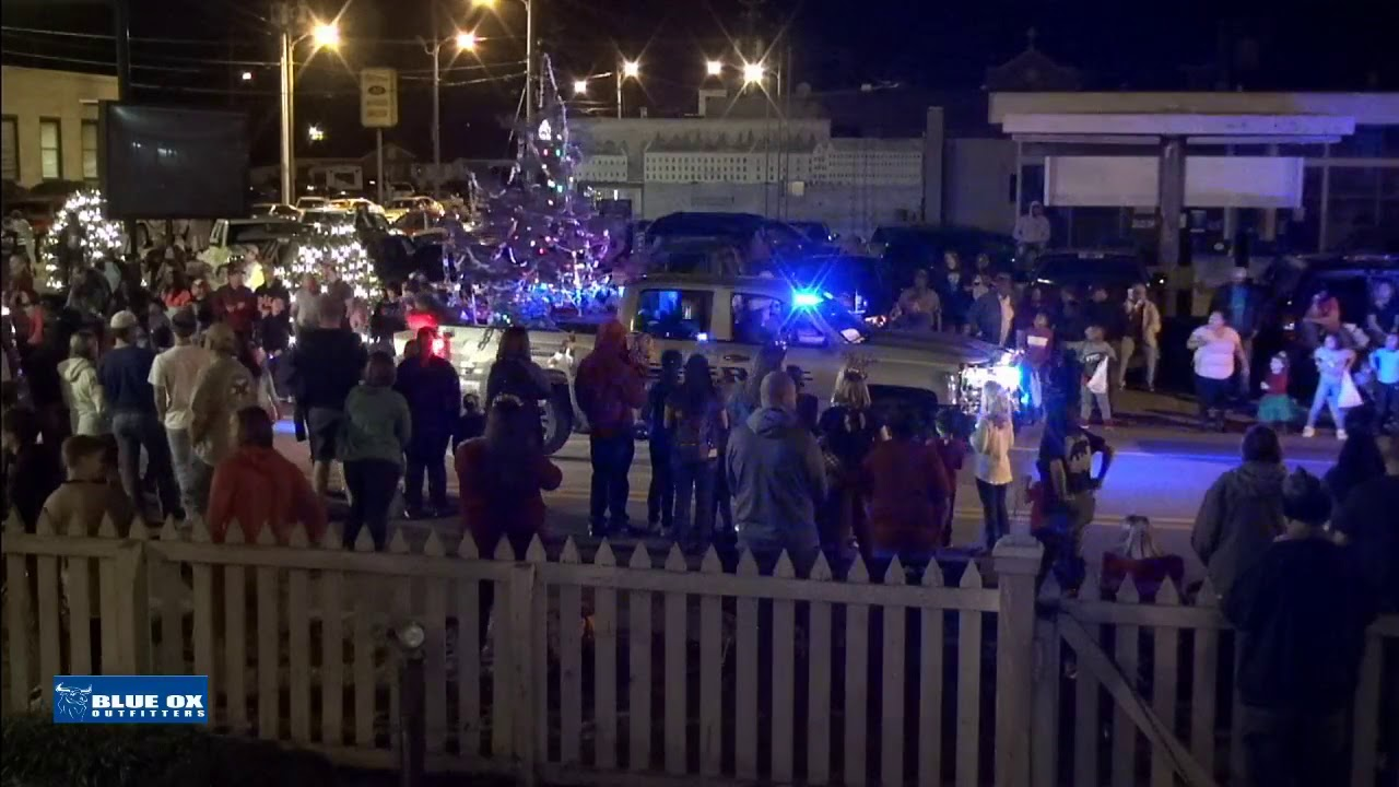2018 Prattville Christmas Parade - YouTube
