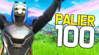 THE SKIN -PALIER 100 OF THE SAISON COMBAT PAS9 ON FORTNITE -VENDETTA IS TROP STYLÉ!