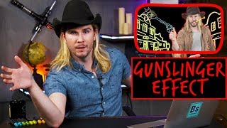 The Gunslinger Effect | Because Science Footnotes