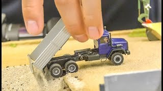 Micro Scale RC Trucks! Excavator! Loader! Awesome RCs!