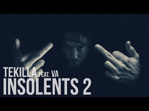 Youtube: Tekilla feat. Lost, Davodka, Paco, L'Hexaler, Convok, Le Bon Nob, Starline… – Insolents II