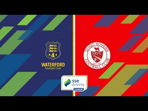 Premier Division GW13: Waterford 1-0 Sligo Rovers