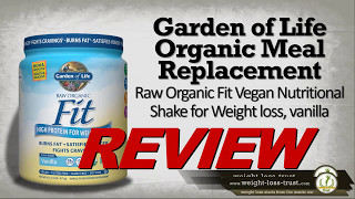 Garden of Life Raw Organic Fit Plant-based Protein REVIEW